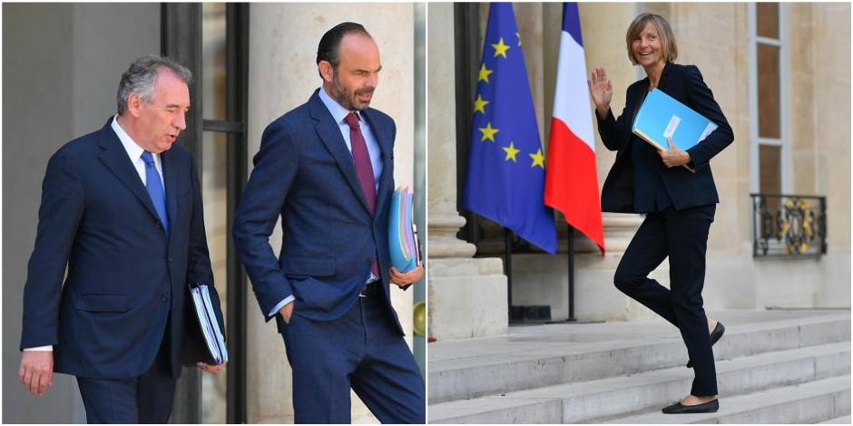 Suivez en direct l'annonce du nouveau gouvernement Philippe