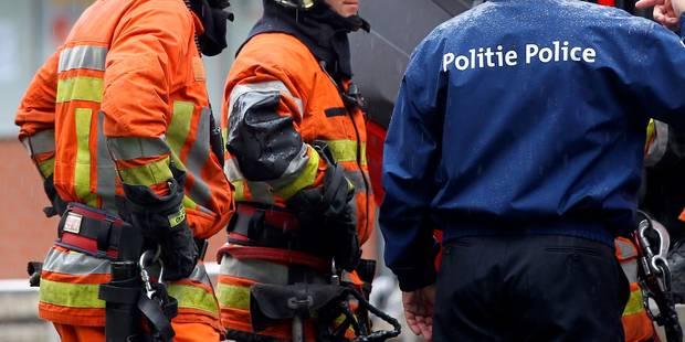 Des pompiers ont vécu un véritable calvaire lors d'un incendie à Nivelles - La Libre