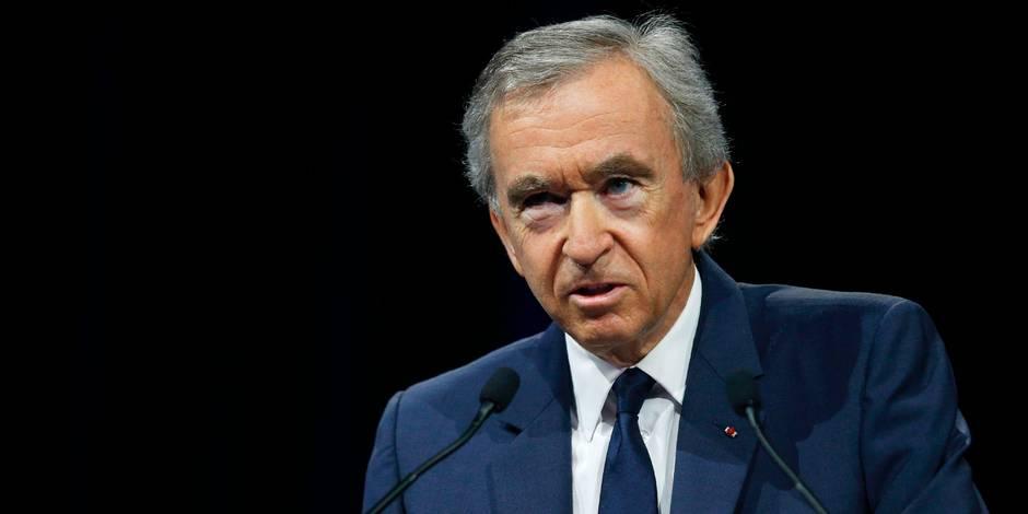 Belgique. Fin d'une enquête contre Bernard Arnault après une transaction