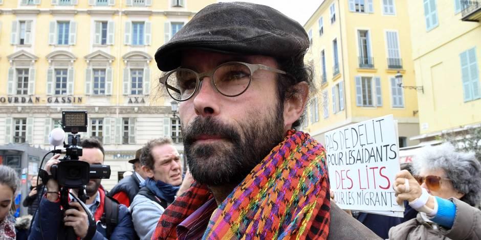 Le militant Cédric Herrou en garde à vue — Aide aux migrants