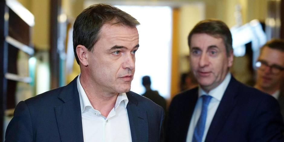 Rencontre entre Lutgen et Maingain à Bruxelles