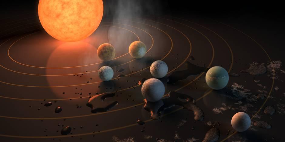 """Julien de Wit : """"Dans 25 ans, on trouvera une planète avec des signes de vie"""" - La Libre"""