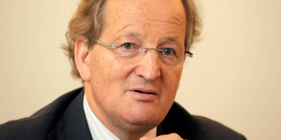 """Peter Wilhelm : """"Des shoppings vides peuvent être reconvertis en bureaux"""" - La Libre"""