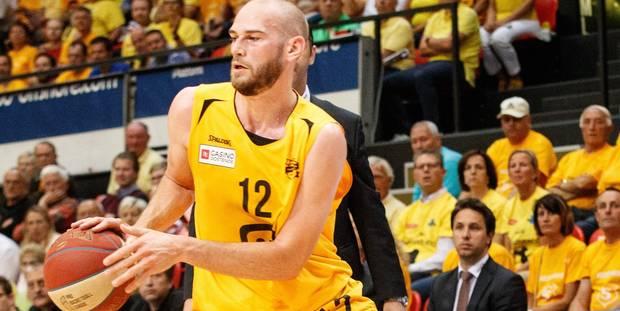 Basket : Pierre-Antoine Gillet rejoint le champion de France - La Libre