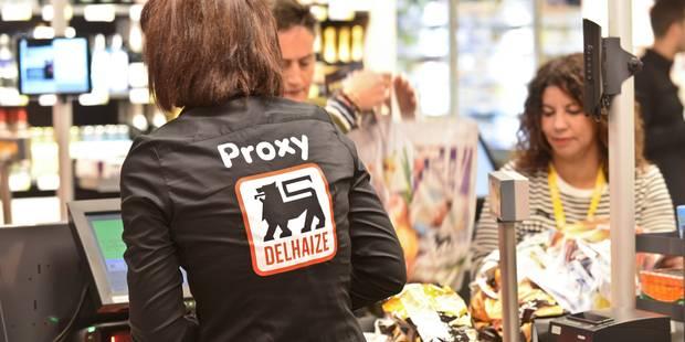 """50 produits """"1 + 1 gratuit"""" : Delhaize veut prouver qu'elle peut jouer la carte des prix - La Libre"""
