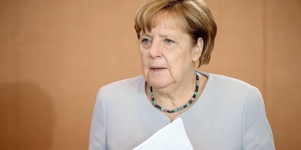La chancelière Angela Merkel ouvre la voie au mariage gay en Allemagne - La Libre