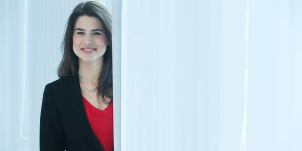Julie Denayer, le nouveau visage du RTL Info - La Libre
