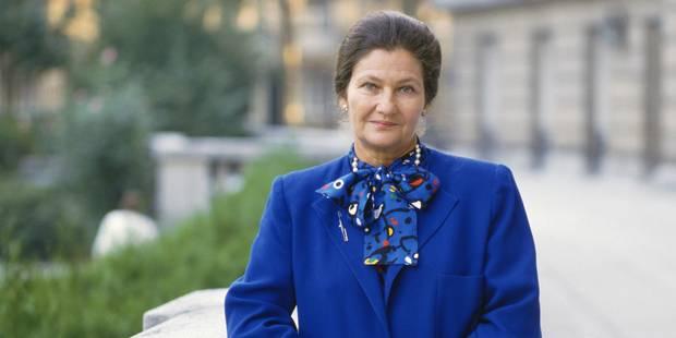 Simone Veil, femme de combats et de convictions, est décédée - La Libre