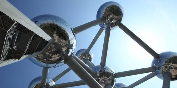 C'est parti pour la 28e édition du festival Couleur Café au pied de l'Atomium - La Libre