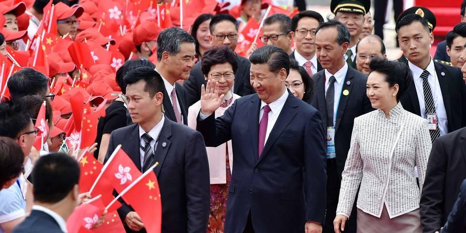 Hong Kong, l'ex-colonie britannique, est une enclave capitaliste, mais pas démocratique - La Libre