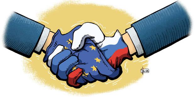 Il faut compter avec Poutine (OPINION) - La Libre