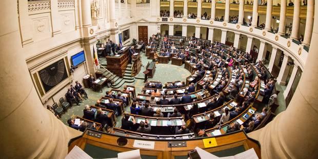 La Chambre approuve le projet de loi créant un statut des victimes de terrorisme - La Libre