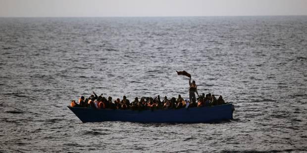 L'Union pare au plus pressé face à la crise migratoire - La Libre