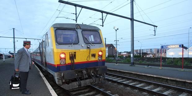 La circulation des trains est rétablie entre Gand et Bruxelles - La Libre