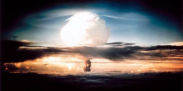 L'ONU adopte un traité banissant l'arme atomique, boudé par les Etats nucléaires - La Libre