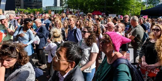Manifestation ce samedi à Bruxelles, embarras de circulation à prévoir - La Libre