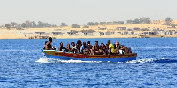 Migrants: 35 disparus au large de la Libye après un naufrage - La Libre