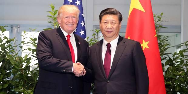 La grosse bourde de la Maison Blanche lors du G20 qui ne va pas plaire à la Chine - La Libre