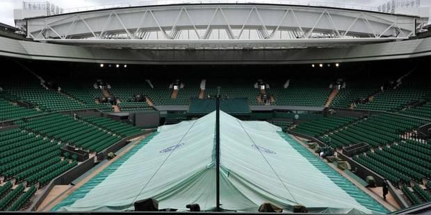 Pourquoi ne joue-t-on pas le dimanche du milieu à Wimbledon? - La Libre