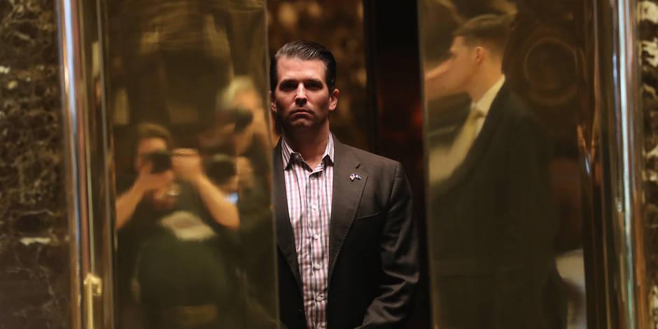 États-Unis: Trump Junior admet une rencontre secrète avec une avocate russe