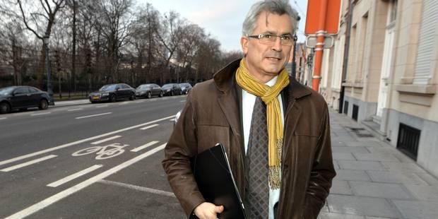 """Clerfayt dénonce un enfumage de Jan Jambon sur le plan Canal: """"Plus de 100.000 contrôles de résidence? C'est ce qu'on fa..."""