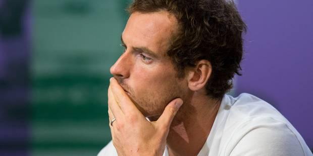 En un mot, Andy Murray corrige superbement un journaliste (VIDEO) - La Libre