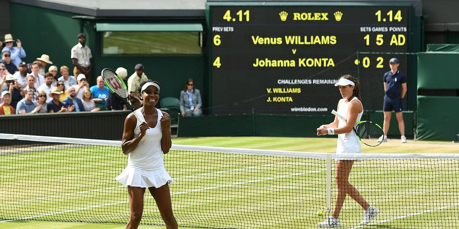 Wimbledon : une finale Williams-Muguruza