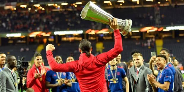 Manchester United: Mourinho veut donner sa chance à Zlatan - La Libre