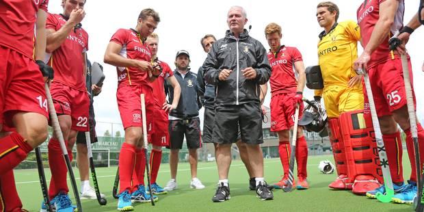 Hockey : les Red Lions en demi-finale et qualifiés pour la Coupe du monde - La Libre