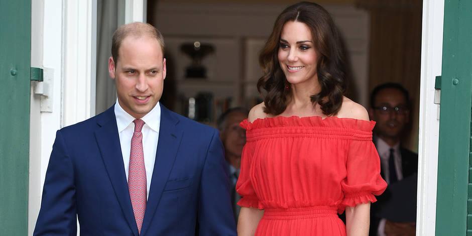 Un nouveau portrait du Prince George pour célébrer son quatrième anniversaire!