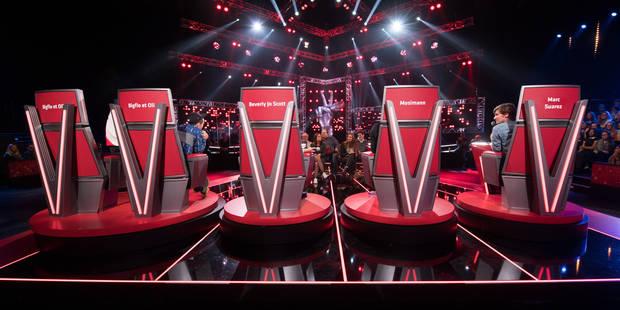 """""""The Voice Belgique"""" reviendra bien pour une 7ème saison sur la RTBF: Voici ce que l'on sait déjà - La Libre"""