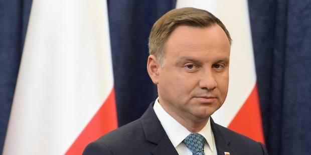 Pologne: le conservateur Kaczynski persiste et signe sur la réforme de la justice malgré les vétos présidentiels - La Li...