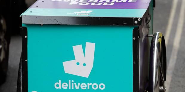 Deliveroo accepte de régulariser la situation des travailleurs du service à la clientèle - La Libre