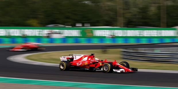 GP de Hongrie: week-end de rêve pour Vettel, Vandoorne termine dixième - La Libre