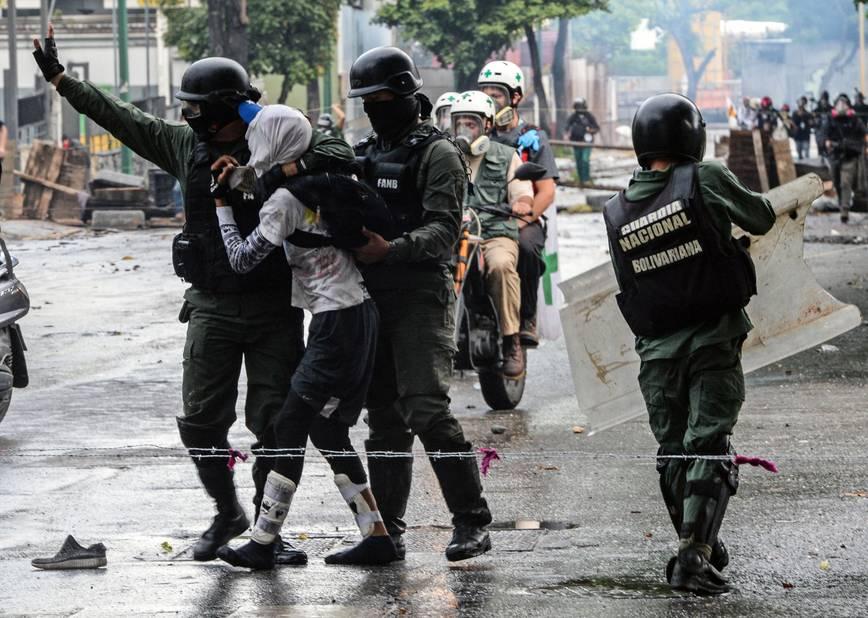 Venezuela: le résultat du vote a été trafiqué