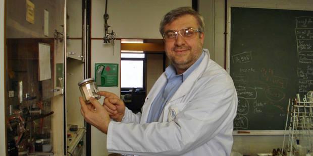 UCL: chimiste et climato-sceptique, le professeur de l'UCL István Markó est décédé - La Libre