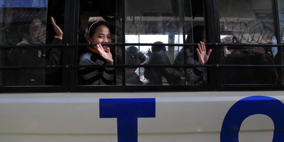 Montréal accueille des réfugiés haïtiens