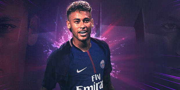 """Le """"transfert du siècle"""" est officiel: Neymar signe pour cinq ans au Paris Saint-Germain - La Libre"""