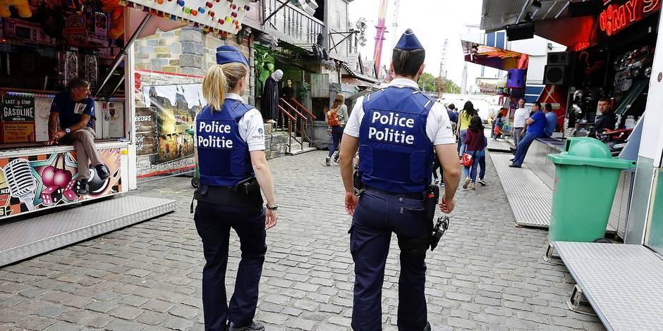 A Bruxelles, un policier sur trois est flamand - La Libre