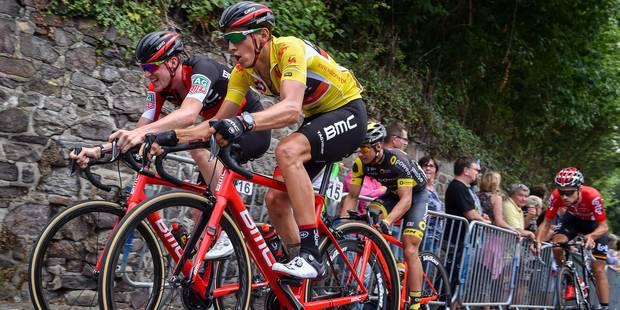 Belle performance du Belge Dylan Teuns qui remporte le Tour de Pologne - La Libre