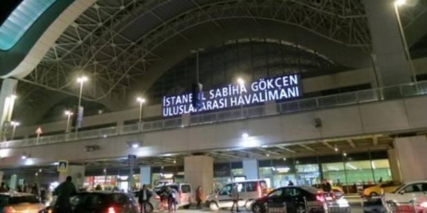 Bagarre à coups de couteau à l'aéroport d'Istanbul: 5 blessés - La Libre