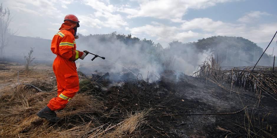 Les pompiers allumaient des feux pour gagner plus d'argent — Sicile