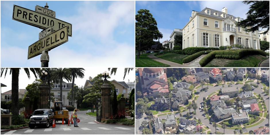 Un couple achète une rue luxueuse pour seulement 90.000 dollars — San Francisco