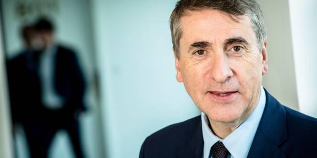 Maingain ferme de plus en plus la porte à une majorité bruxelloise sans le PS - La Libre