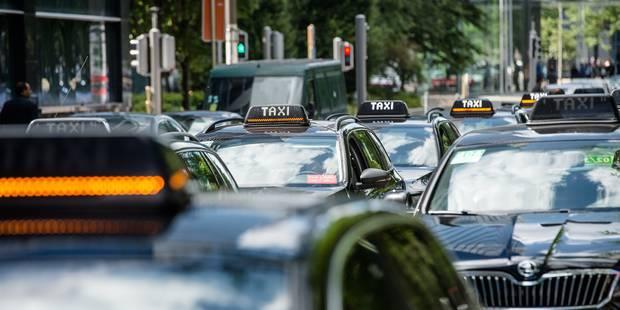 Uber, taxis, limousines: les contrôles seront renforcés à Bruxelles-Ville et Saint-Josse - La Libre