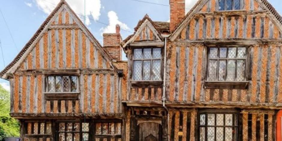 La maison où est né Harry Potter est à vendre