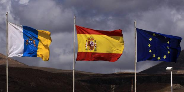 Près de 170 vacanciers bloqués depuis mercredi à Lanzarote et Fuerteventura - La Libre