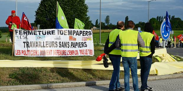 Les séquelles de la faillite d'Idem Papers - La Libre