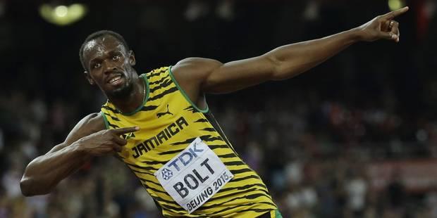 Les grandes dates de la légende Usain Bolt - La Libre