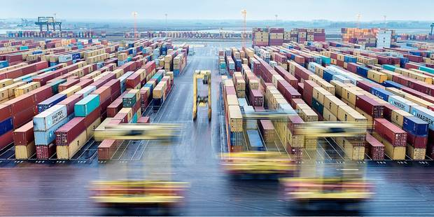 Port conteneurs belgique - Port d anvers belgique adresse ...
